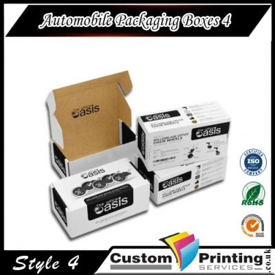 Automobile Packaging Boxes Printing