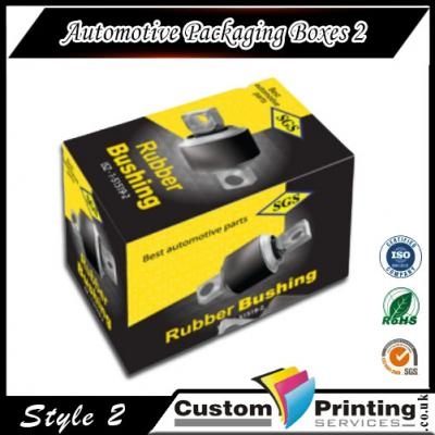 Automotive Packaging Boxes Printing