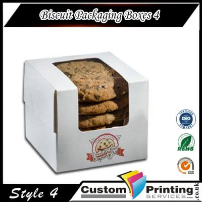 Biscuit Packaging Boxes printing
