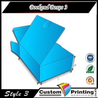 Bookend Boxes Printing