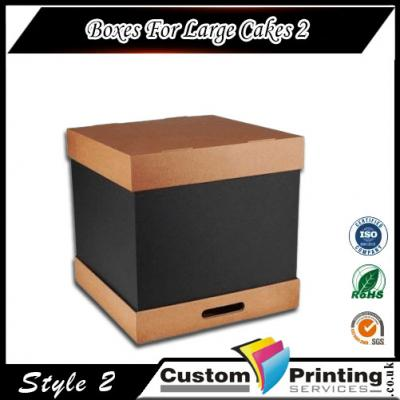 Boxes For Large Cakes Printing