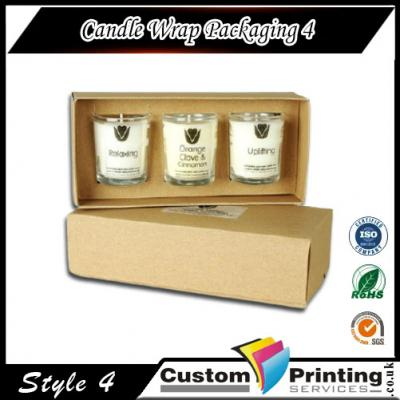 Candle Wrap Packaging Printing