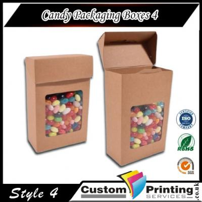 Candy Packaging Boxes Printing