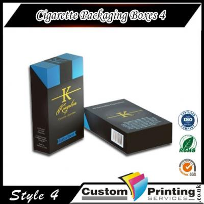 Cigarette Packaging Boxes Printing