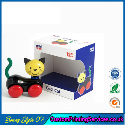 Classic Toy Boxes
