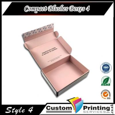 Compact Blushes Boxes Printing