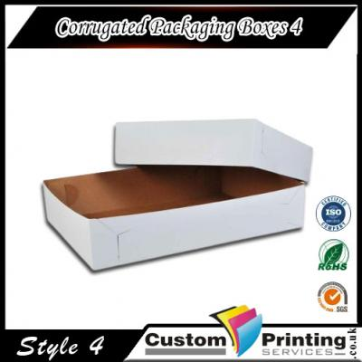Corrugated Packaging Boxes Printing