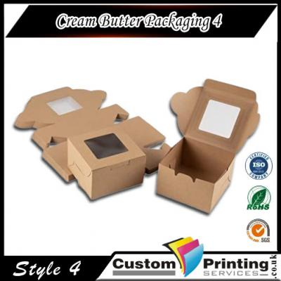 Cream Butter Packaging Printing