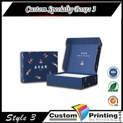 Custom Specialty Boxes Printing