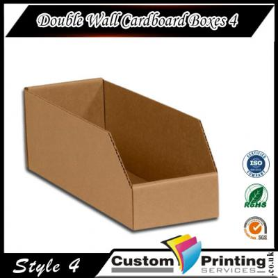 Double Wall Cardboard Boxes printing
