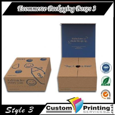 Ecommerce Packaging Boxes Printing