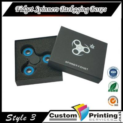 Fidget Spinners Packaging Boxes Printing