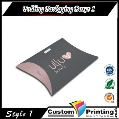 Folding Packaging Boxes Printing