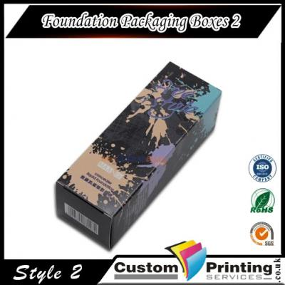 Foundation Packaging Boxes Printing