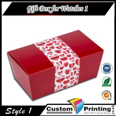 Gift Box for Watches Printing