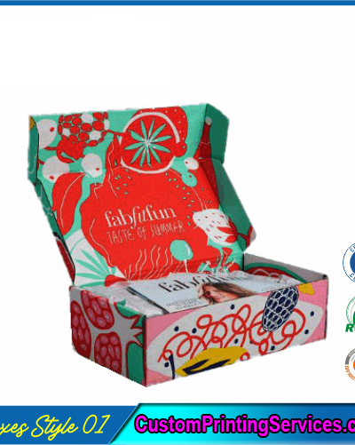 Gift Boxes with a Surprise