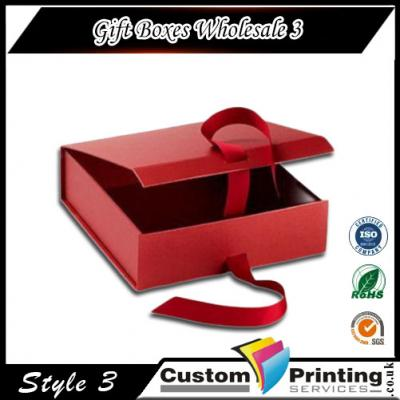 Gift Boxes Wholesale Printing