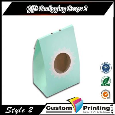Gift Packaging Boxes Printing