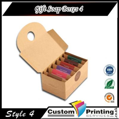 Gift Soap Boxes Printing