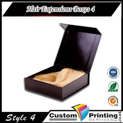 Hair Extensions Boxes Printing