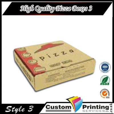 High Quality Pizza Boxes Printing