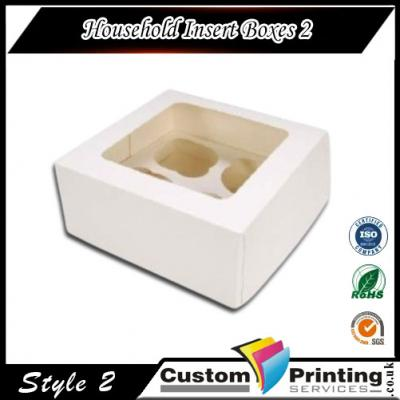 Household Insert Boxes Printing
