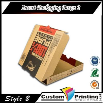 Insert Packaging Boxes printing