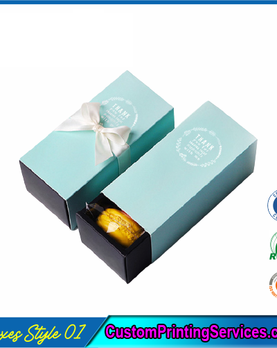 Long Gift Boxes with Sleeve