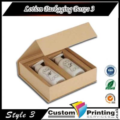 Lotion Packaging Boxes Printing