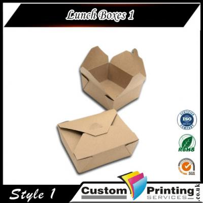 Lunch Boxes Printing