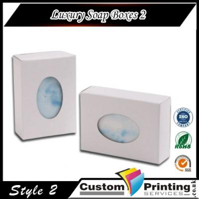 Luxury Soap Boxes Printing