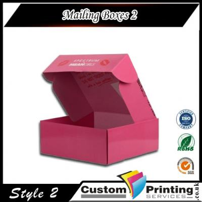 Mailing Boxes Printing