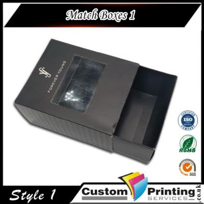 Match Boxes Printing
