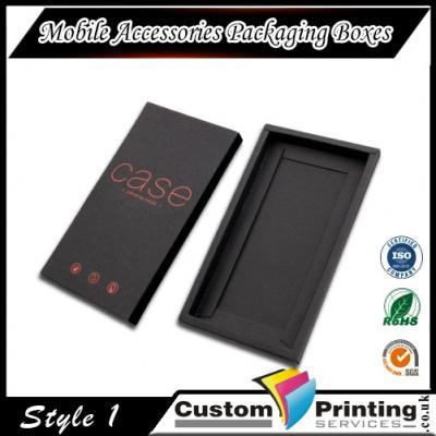 Mobile Accessories Packaging Boxes Printing