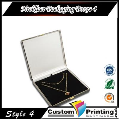 Necklace Packaging Boxes Printing