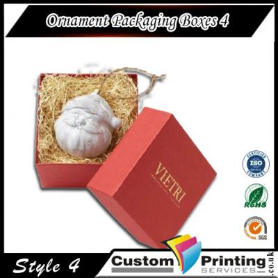Ornament Packaging Boxes Printing