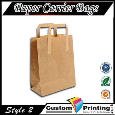 Paper Carrier Bags Printing