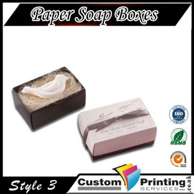 Paper Soap Boxes Printing