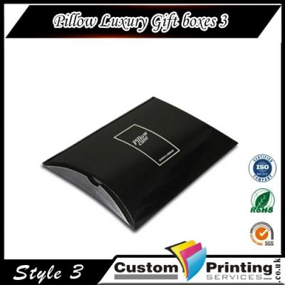 Pillow Luxury Gift boxes Printing