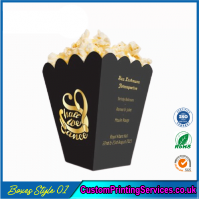 Popcorn Boxes for Parties and Events