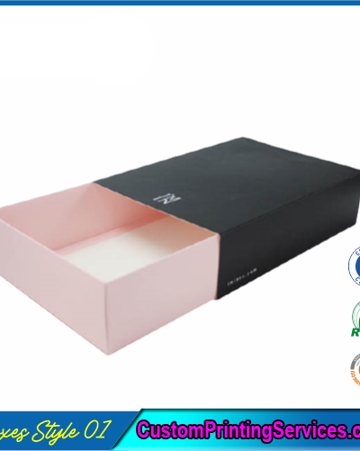 Presentation Boxes With Lid