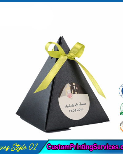 Pyramid Packaging Boxes
