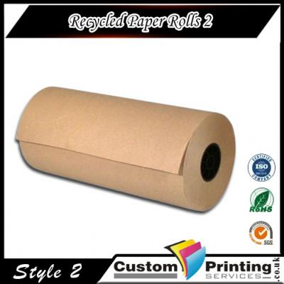 Recycled Paper Rolls Printing
