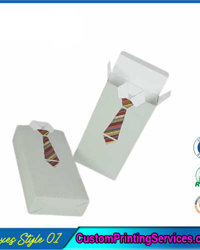 Ribbon Tie Card Gift Bags
