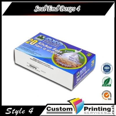 Seal End Boxes Printing