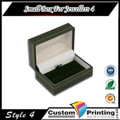 Small Box For Jewellers Printing