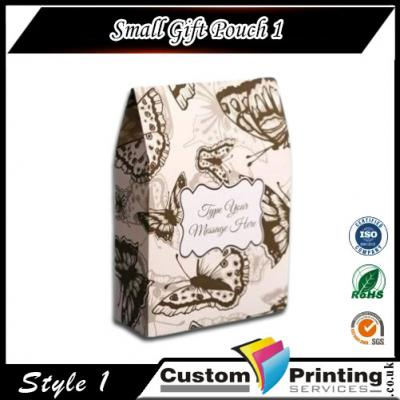 Small Gift Pouch Printing