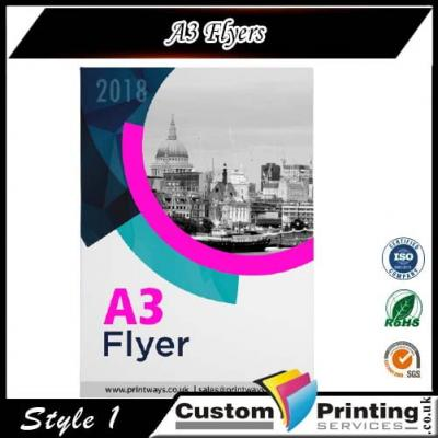 A3 Flyers Printing