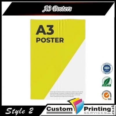 A3 Posters Printing