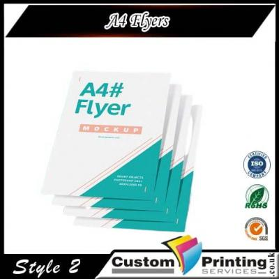 A4 Flyers Printing